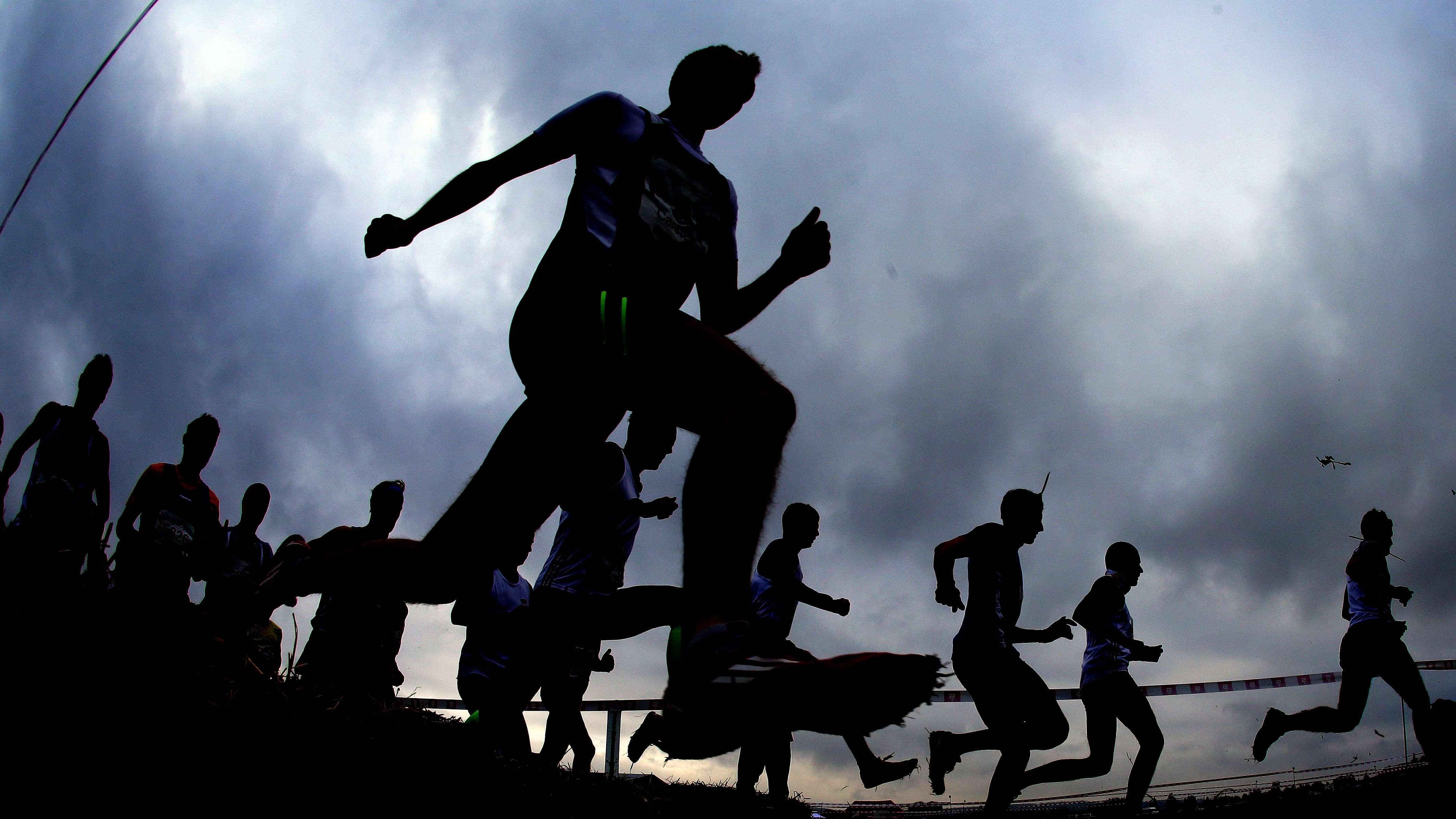 Läufer (Symbolbild)