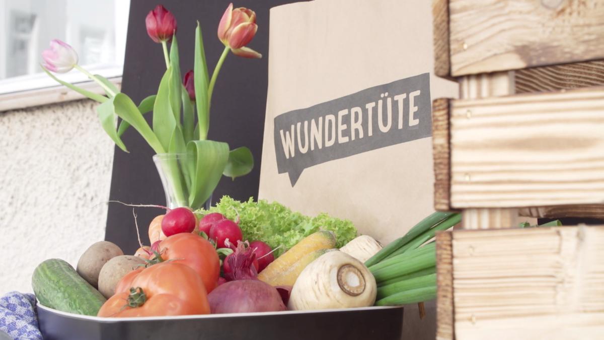 Zu den neuen Angeboten zählen auch die Gemüse- und Obstkisten.