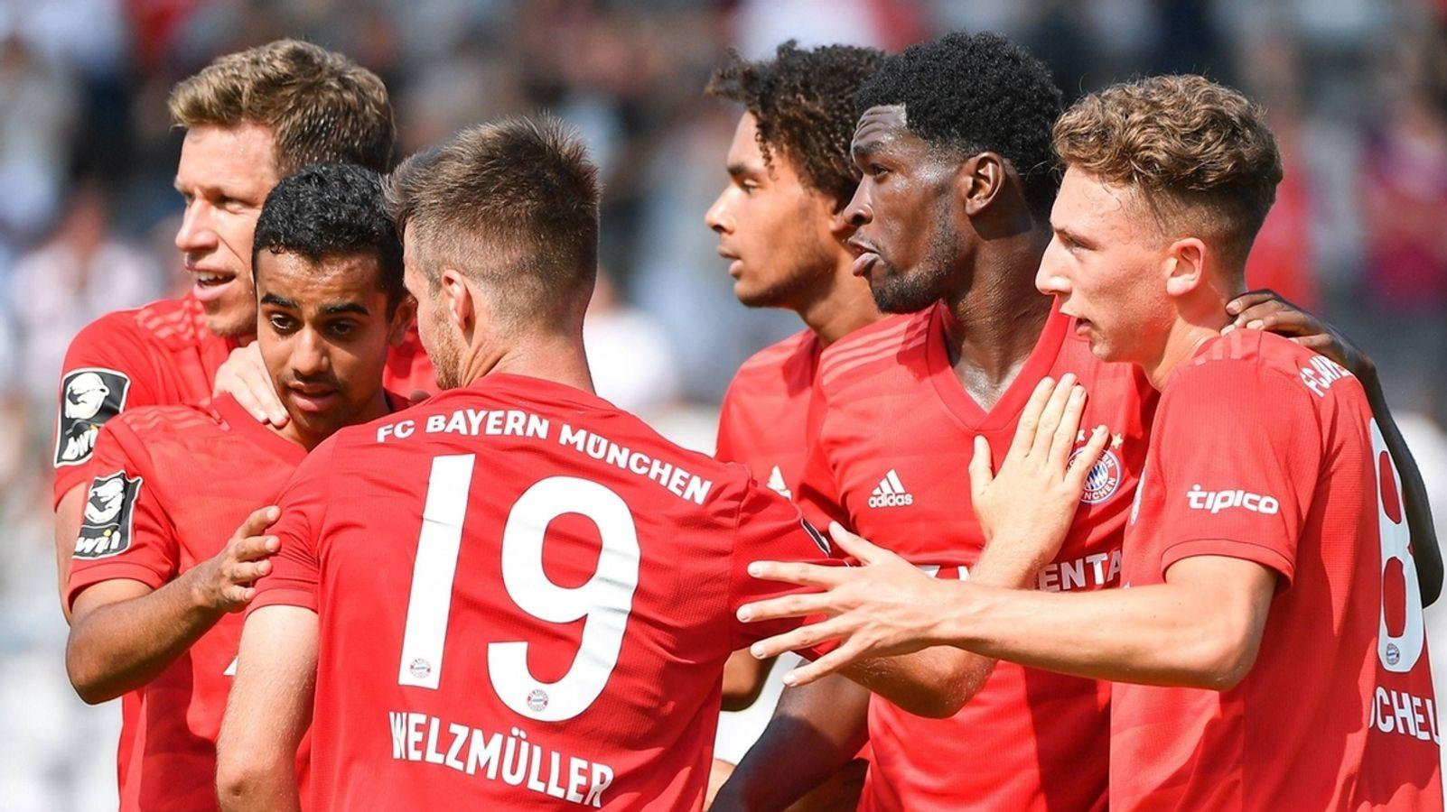 Die Reserve des FC Bayern und der Chemnitzer FC trennten sich am 6. Spieltag mit einem 2:2 Unentschieden. Mit Blick auf die Verteilung der wirklich guten Tormöglichkeiten ging die Punkteteilung