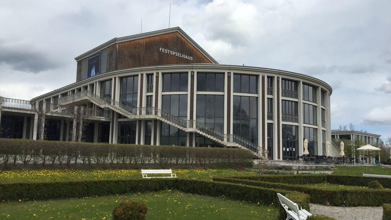 Festspielhaus in Füssen
