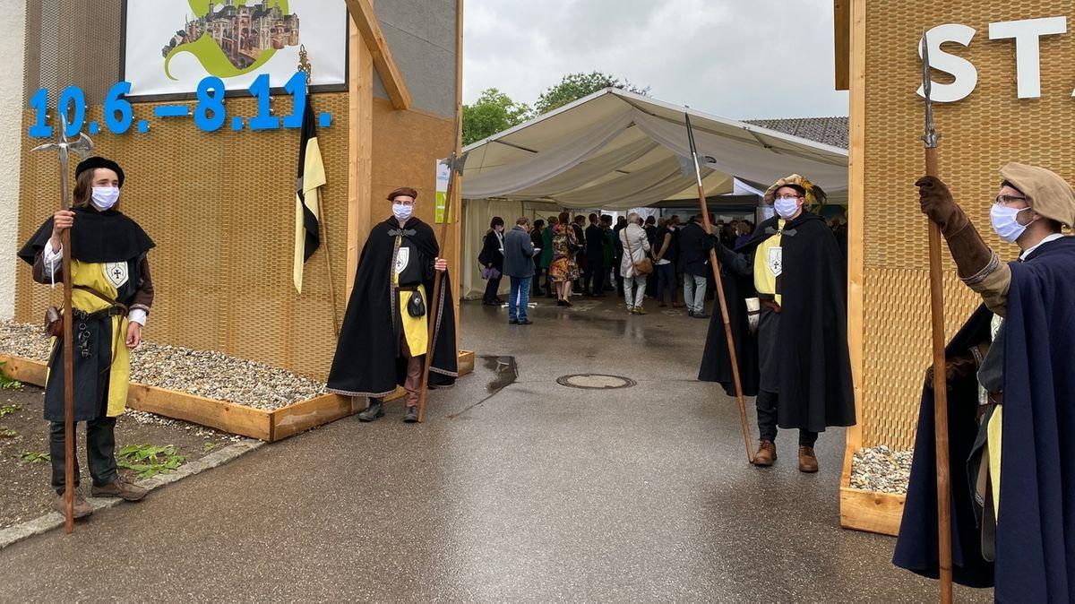 Warum die Stadtgründungen im Mittelalter so wichtig waren für die Wittelsbacher, erzählt die Bayerische Landesausstellung in Aichach u. Friedberg