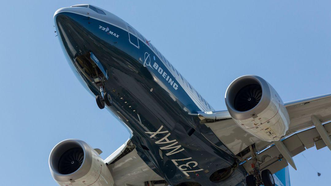 Der Absturzflieger 737 Max