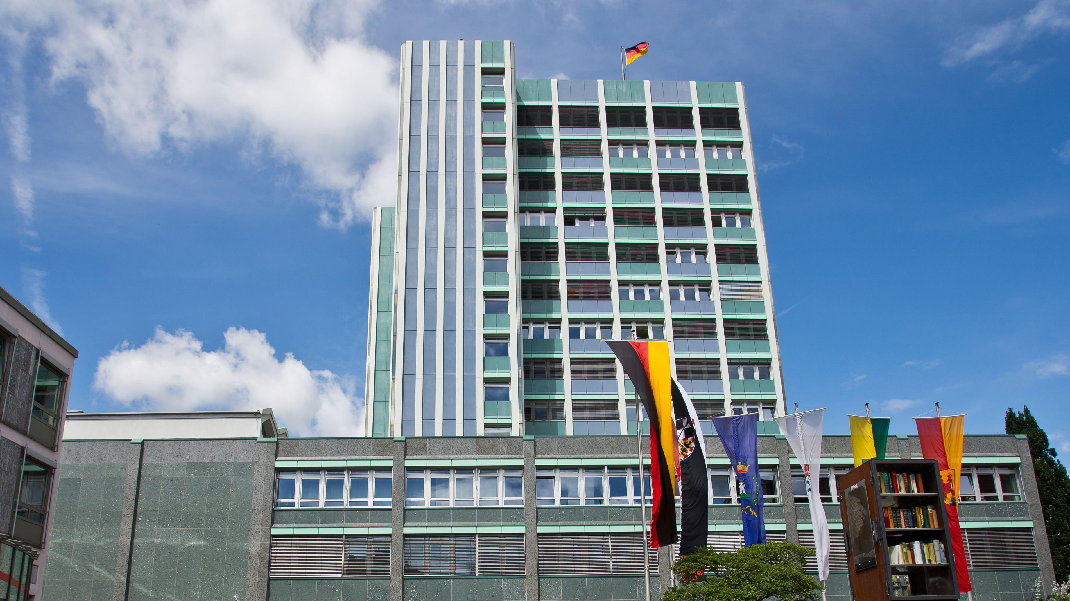 Das Bayreuther Rathaus.