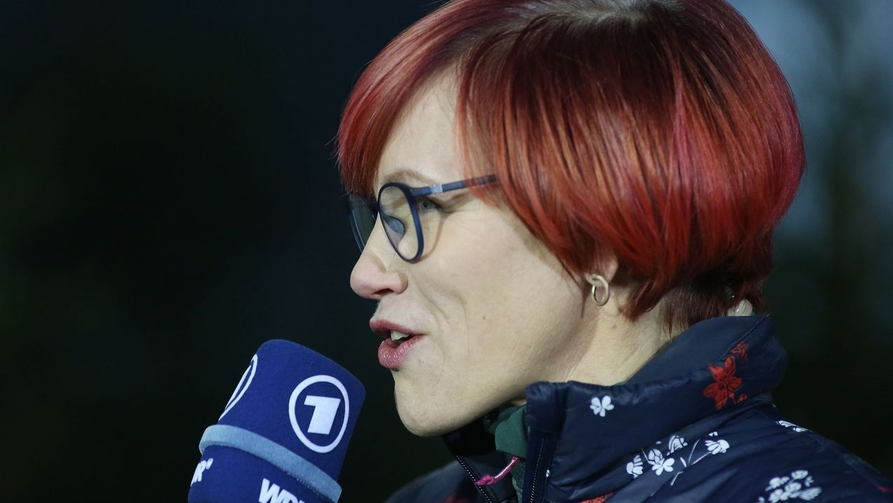 ARD-Expertin Kati Wilhelm