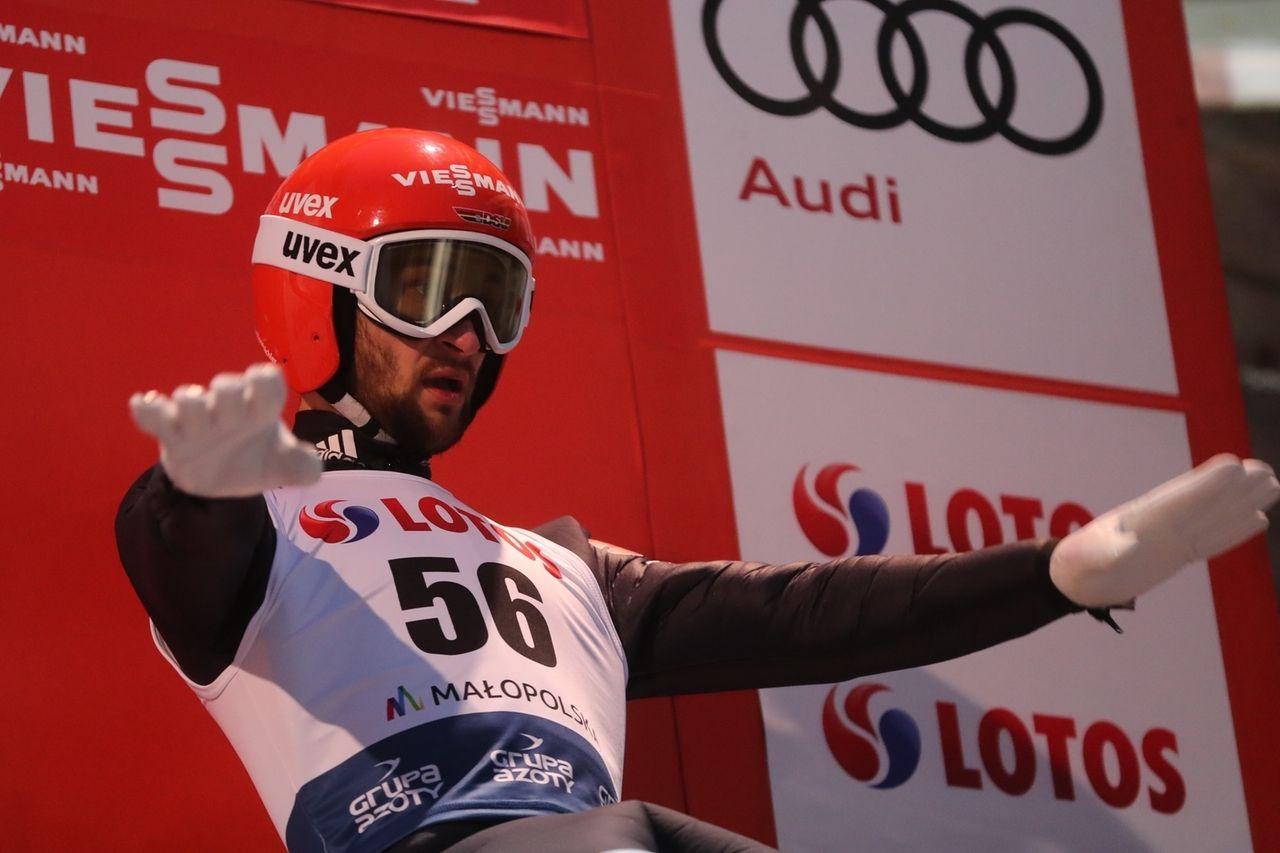 Skispringen: DSV-Team in Zakopane abgeschlagen auf Platz sechs
