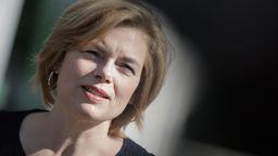 Bundesministerin Julia Klöckner (CDU) | Bild:picture alliance/Christoph Soeder/dpa