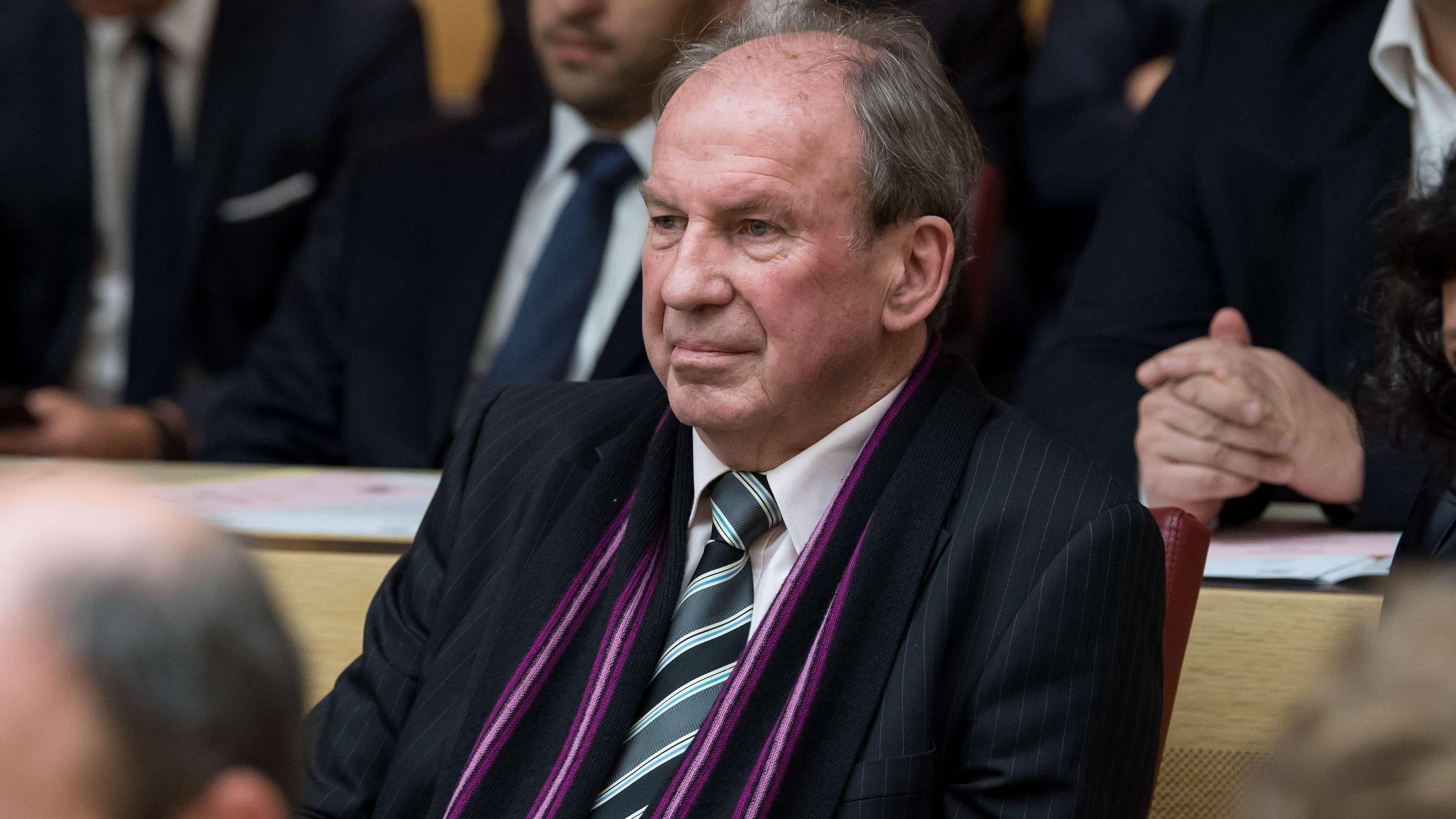5.11., München: Raimund Swoboda im Landtag