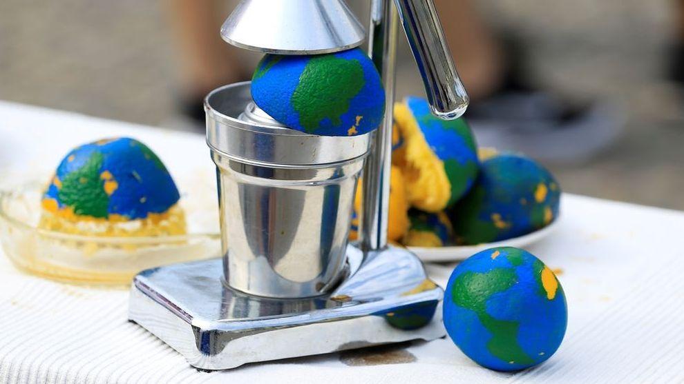 Earth Overshoot Day - der Tag, an dem wir Schulden bei unserem Planeten machen.