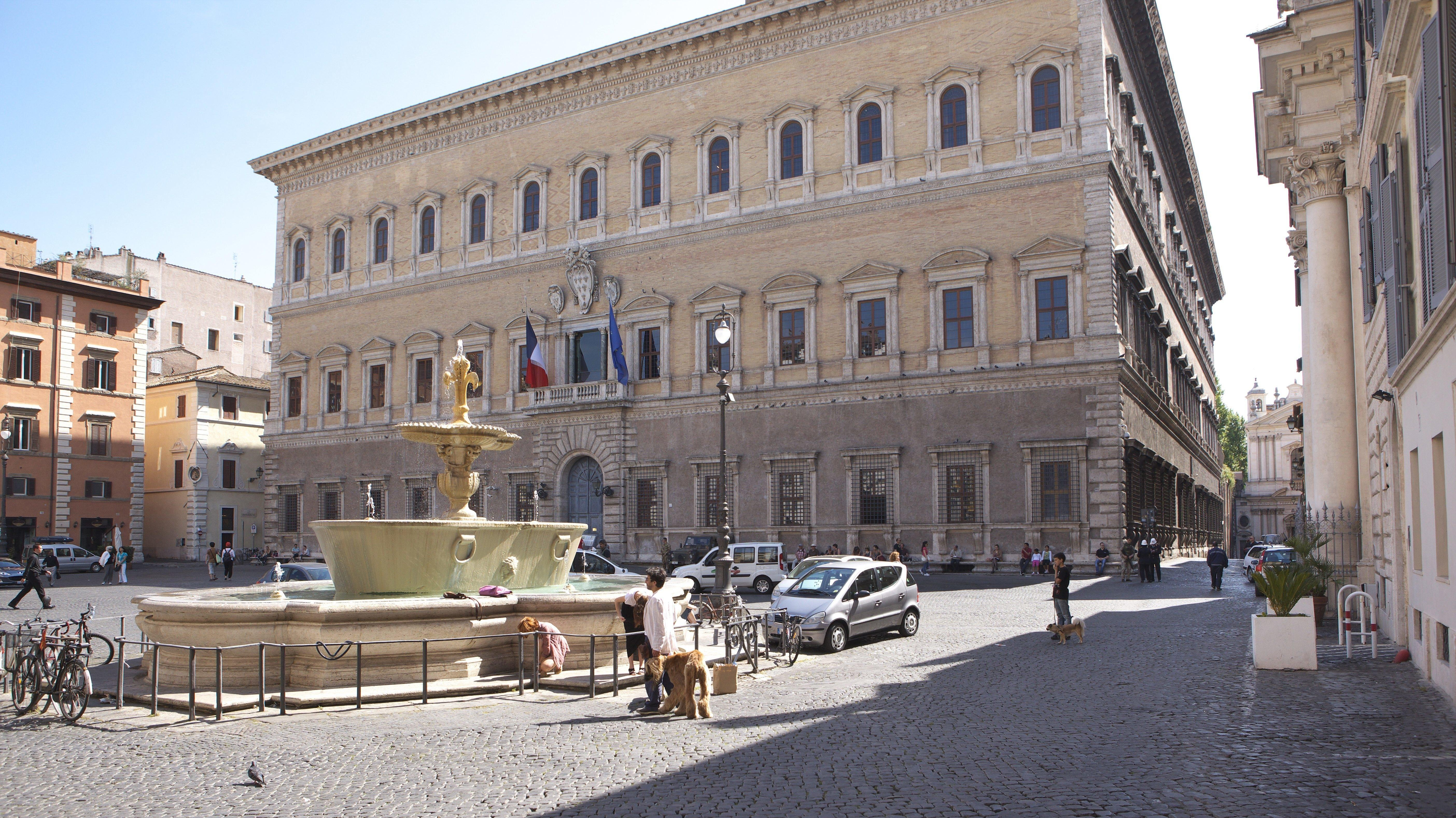 Französische Botschaft in Rom