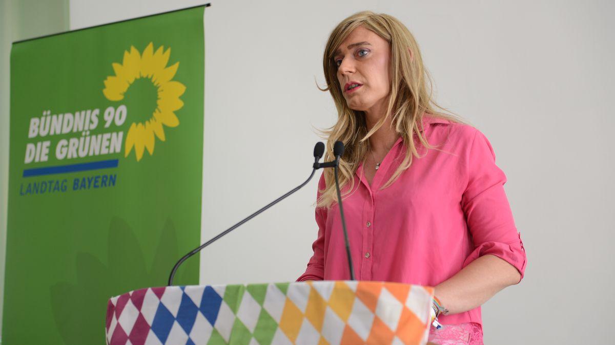 Tessa Ganserer, Bündnis 90 Die Grünen-Politikerin