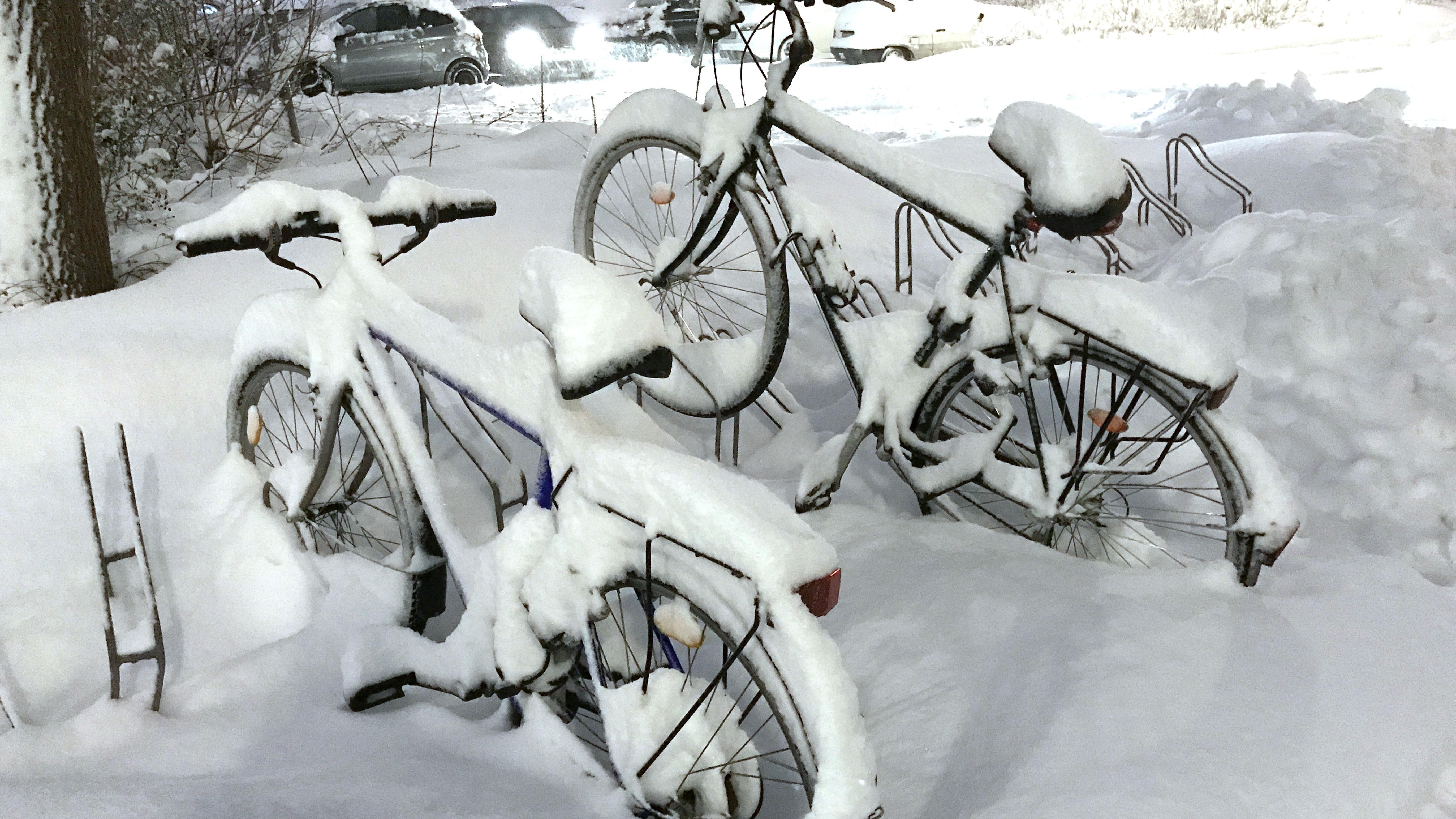 Symbolbild: Winter in Bayern