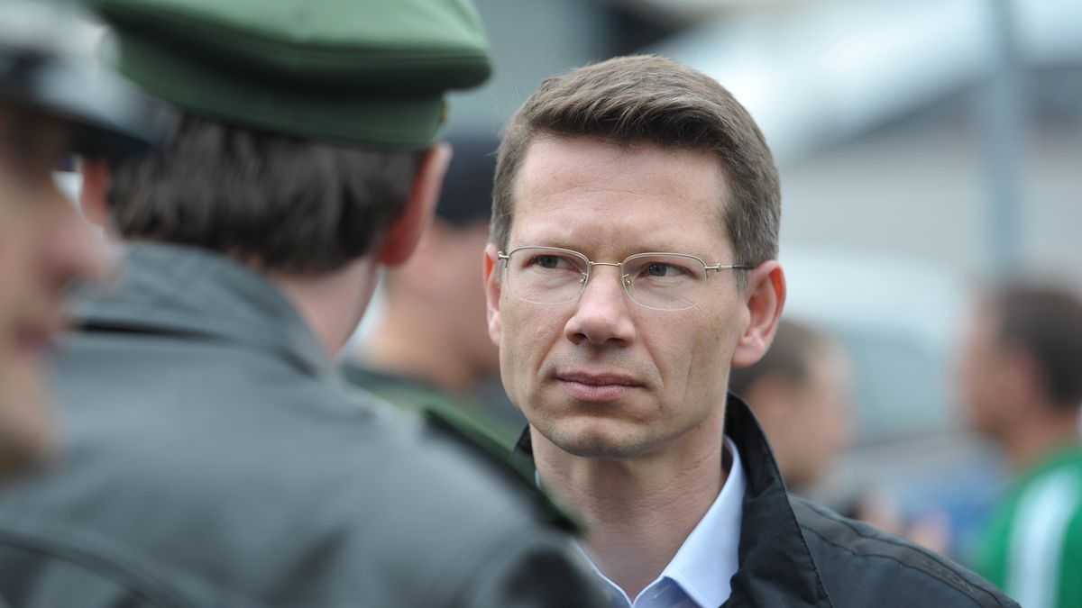 Schweinfurts Oberbürgermeister Sebastian Remelé