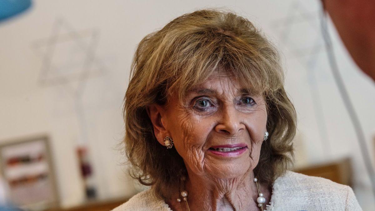 Charlotte Knobloch, Präsidentin der Israelitischen Kultusgemeinde München und Oberbayern (Archivbild).