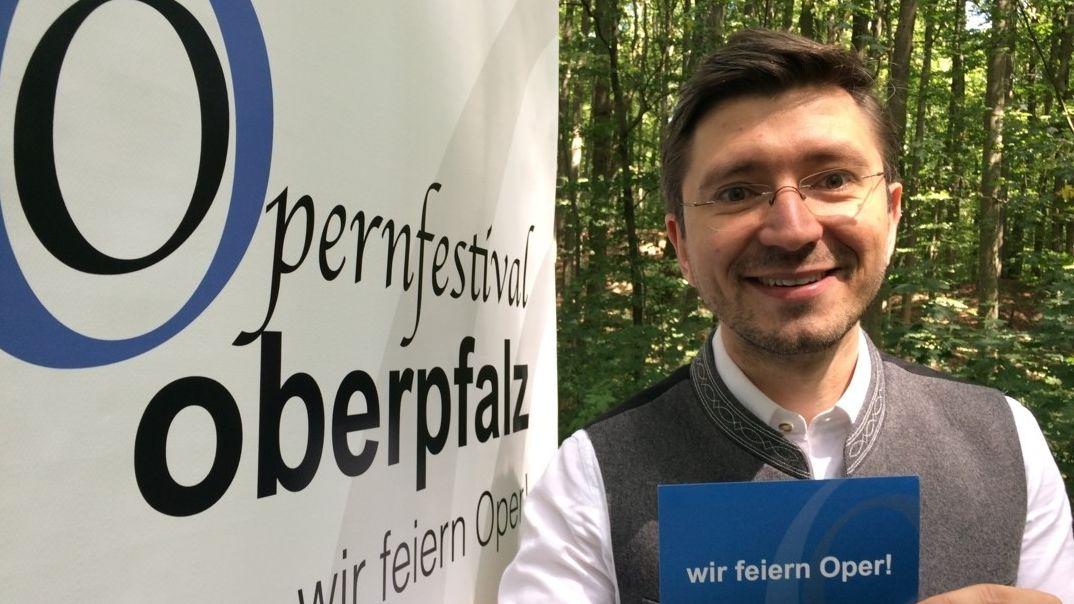 Michael Konstantin, künstlerischer Leiter.