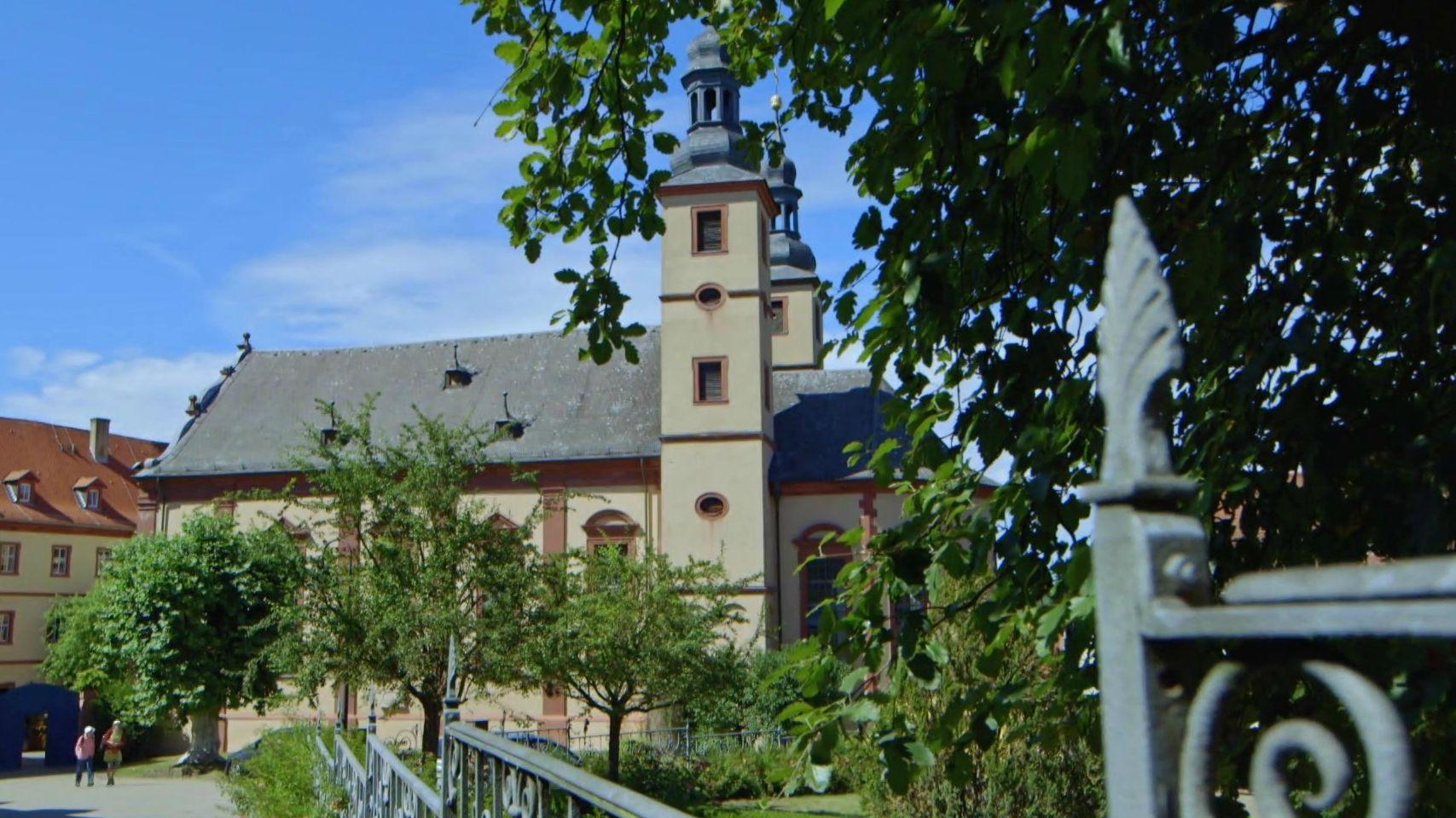 Kloster Triefenstein in Unterfranken