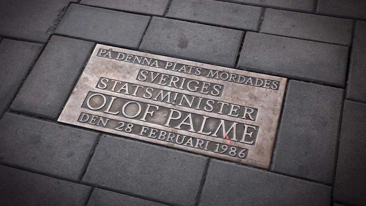 Vor 34 Jahren wurde Schwedens Ministerpräsident Palme in Stockholm niedergeschossen.