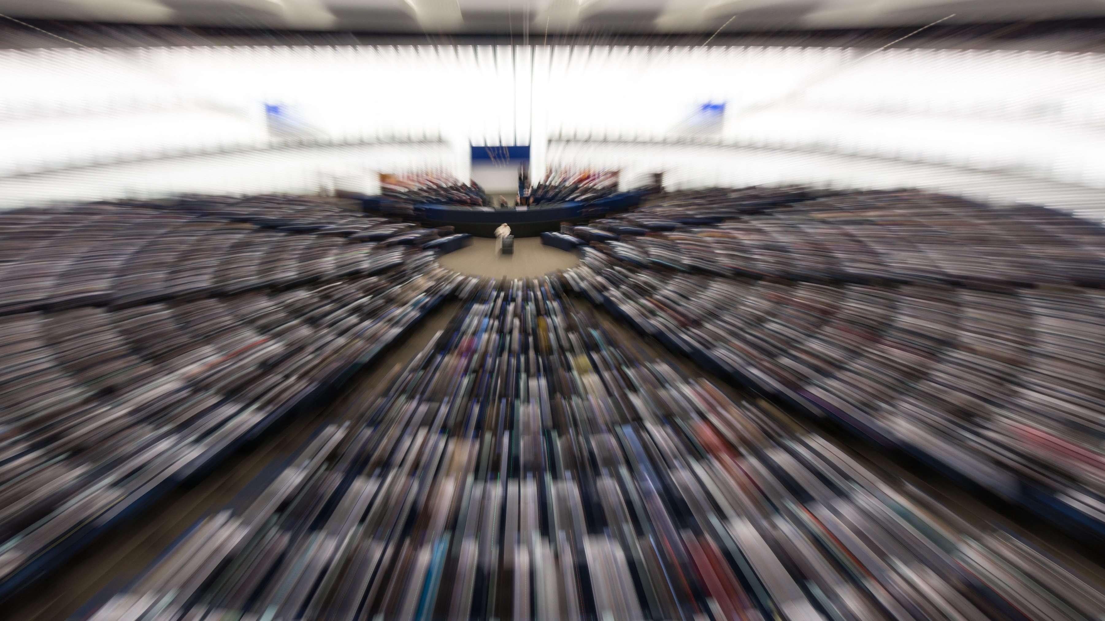 Symbolfoto EU-Parlament