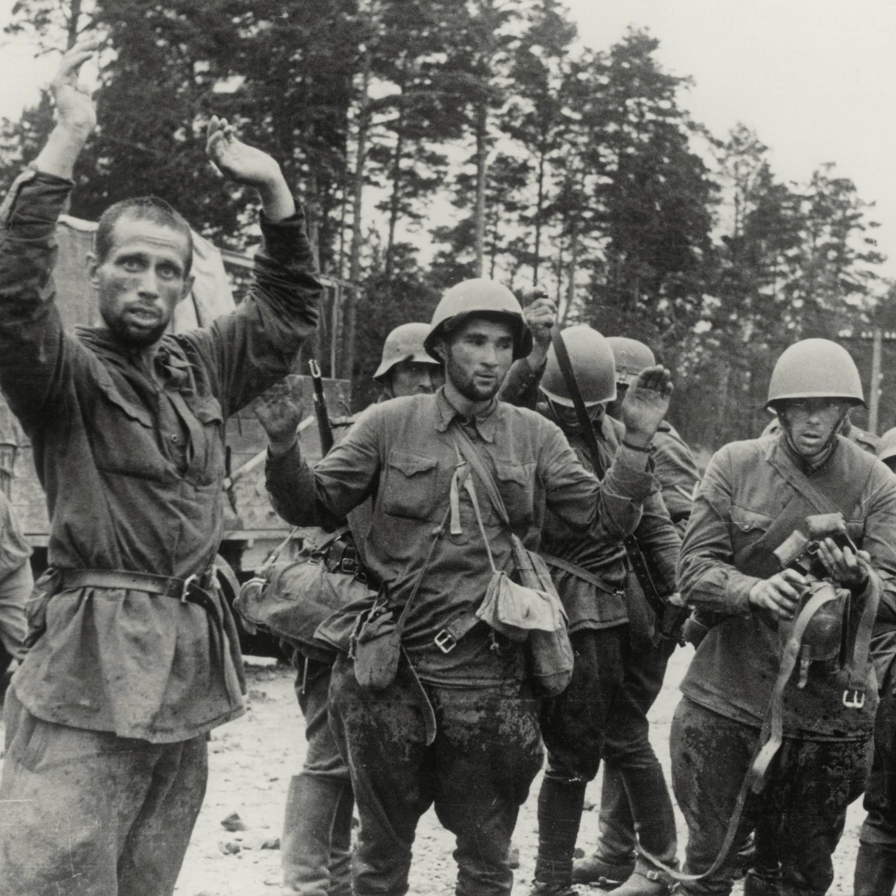 Unternehmen Barbarossa - Hitlers Krieg gegen die Sowjetunion