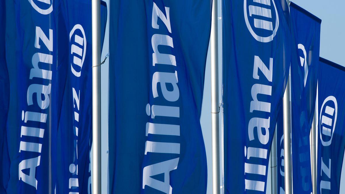 Allianz Flagge