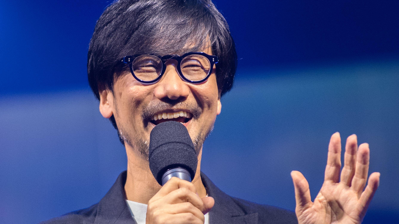 Der japanische Spieleentwickler Hideo Kojima.