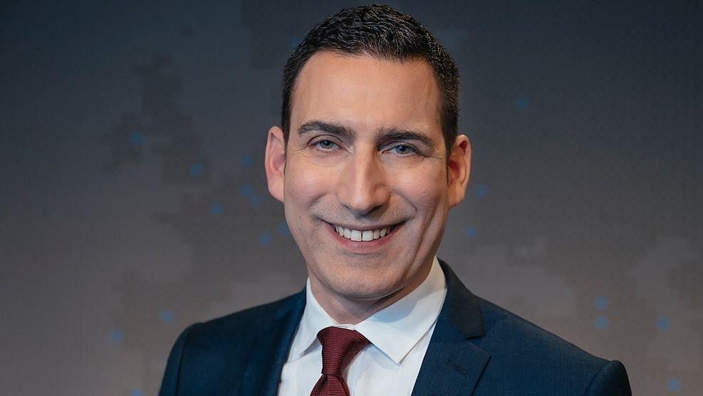 BR24 Rundschau Moderator Till Nassif