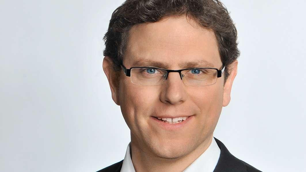 Der Grünen-Politiker Martin Heilig