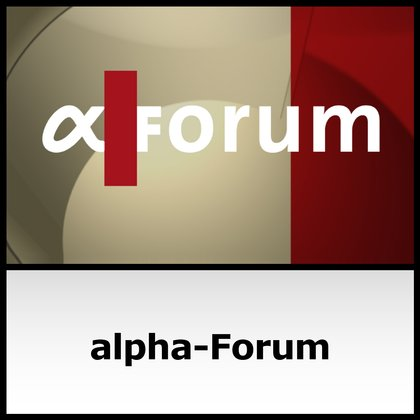 Podcast Cover alpha-Forum | © 2017 Bayerischer Rundfunk