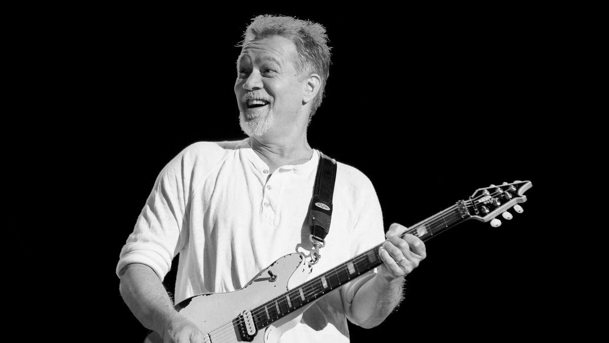 Rocklegende Eddie van Halen