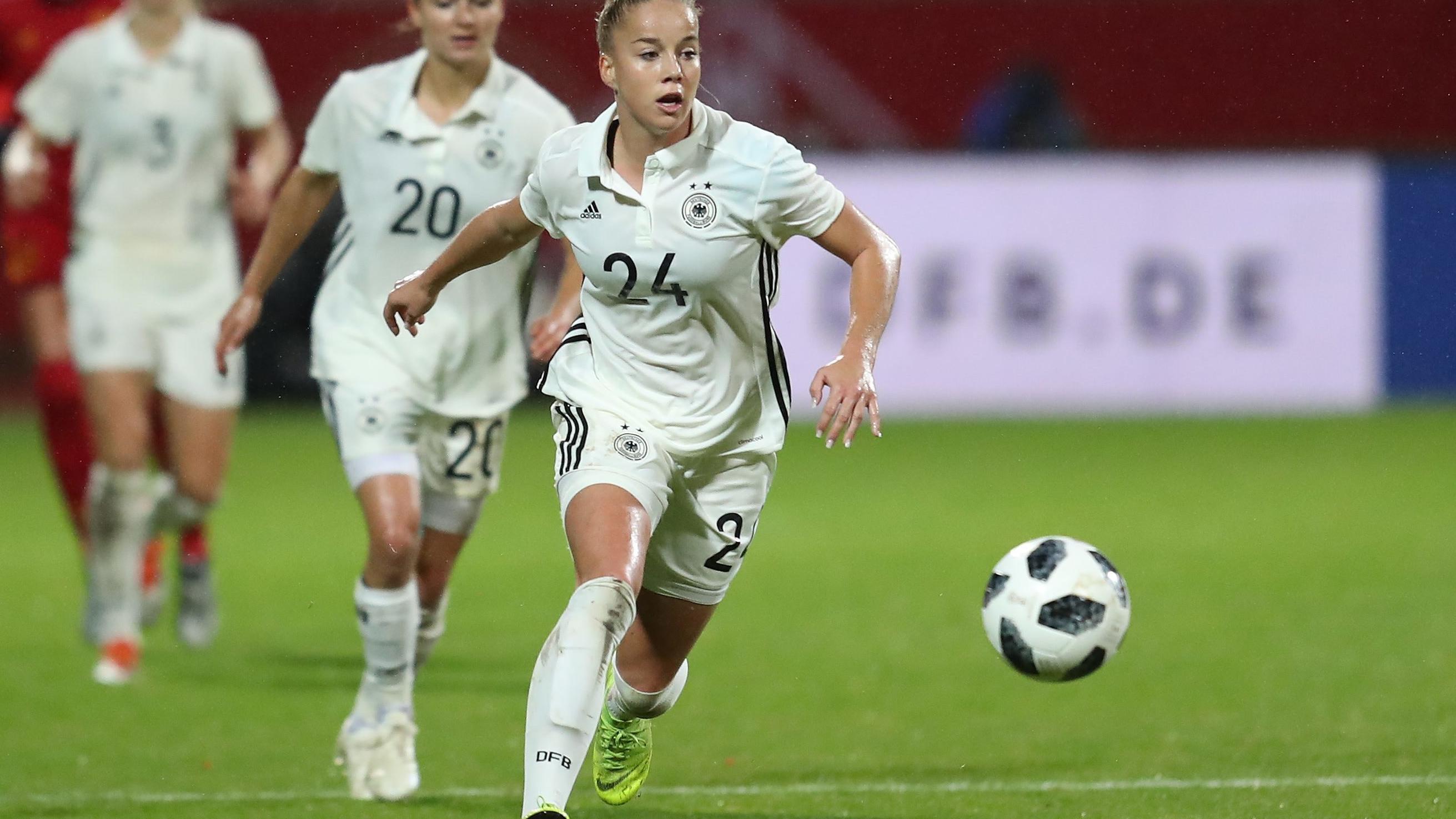 Länderspiel Freundschaftsspiel: - Deutschland - Spanien 0:0