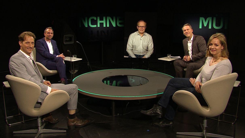 Sendung Münchner Runde 12.05.2021