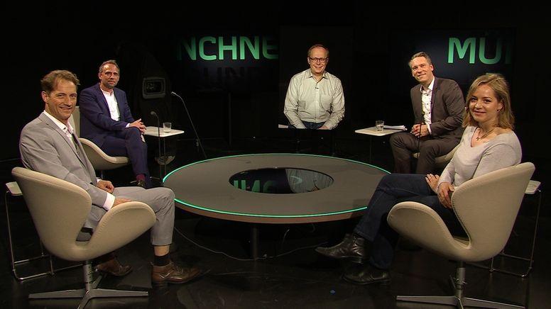 Sendung Münchner Runde 12.05.2021 | Bild:BR