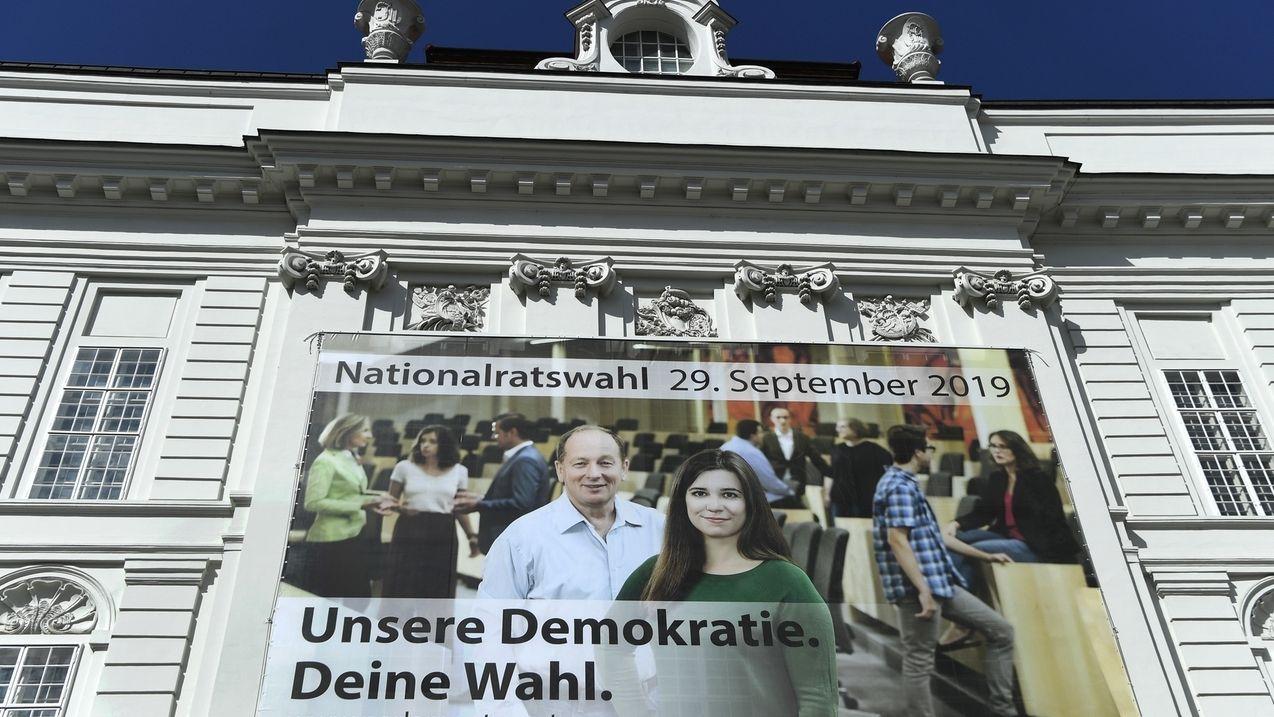 Nationalratswahl in Österreich