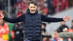 FC Bayern-Trainer Niko Kovac   Bild:dpa-Bildfunk/Sina Schuldt