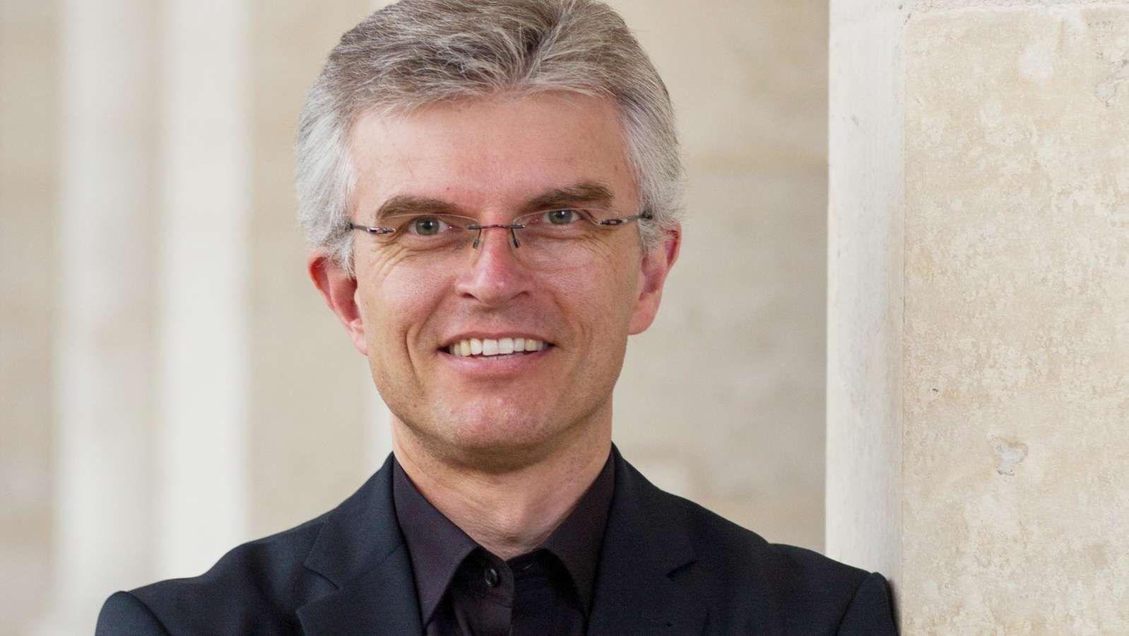 Christian Heiß, neuer Chorleiter der Regensburger Domspatzen