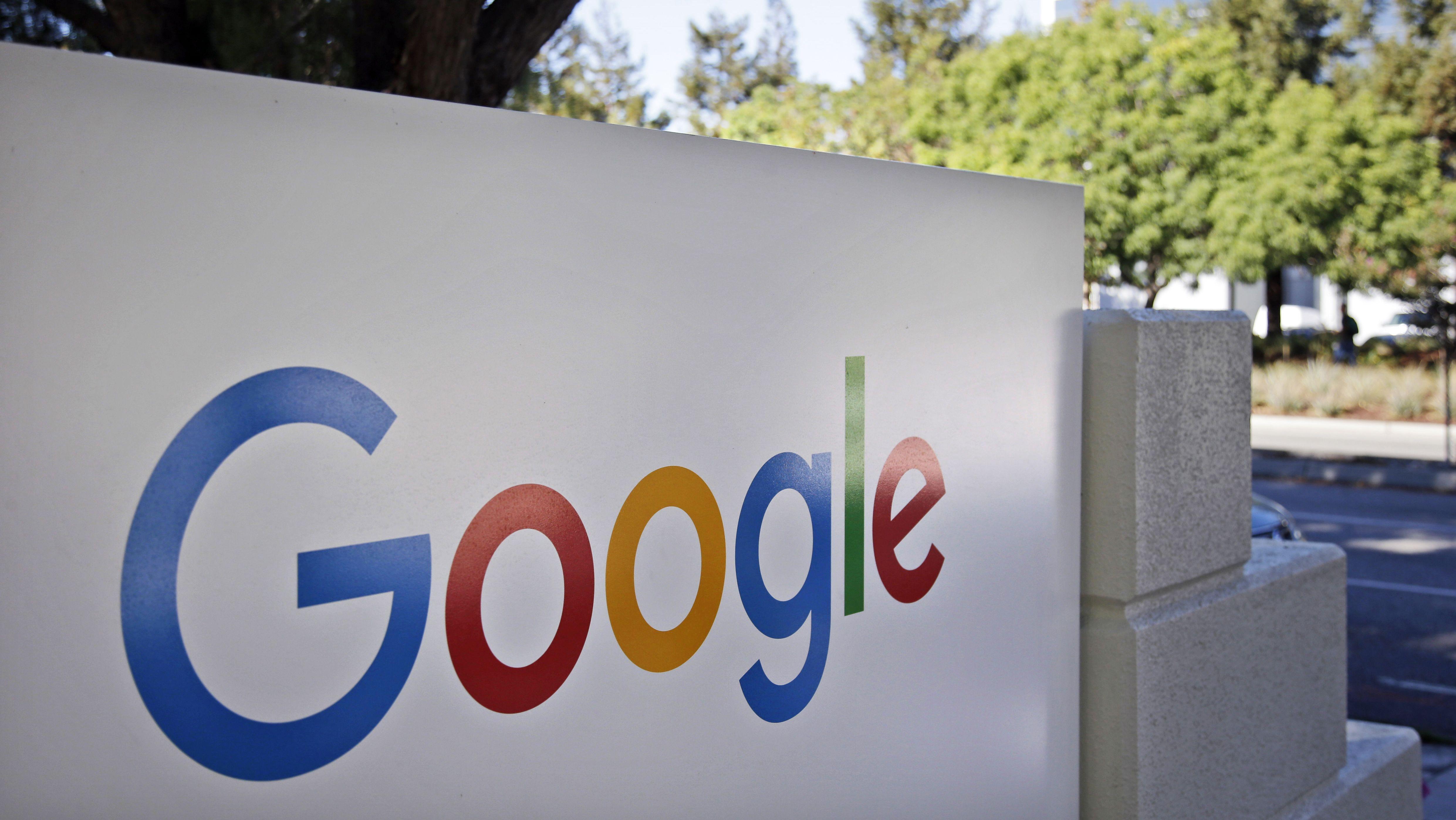 Google Hauptsitz in Kalifornien