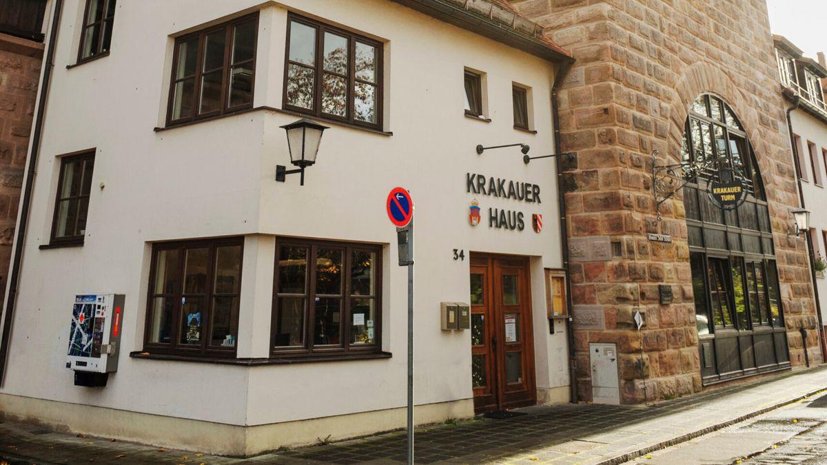 Das Krakauer Haus in Nürnberg