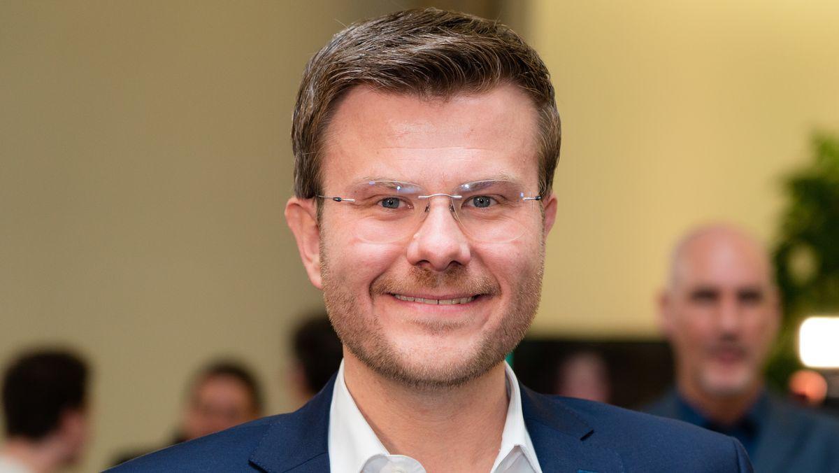 Nürnbergs Oberbürgermeister Marcus König (CSU)