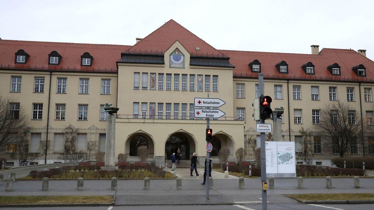 Klinikum München Schwabing.