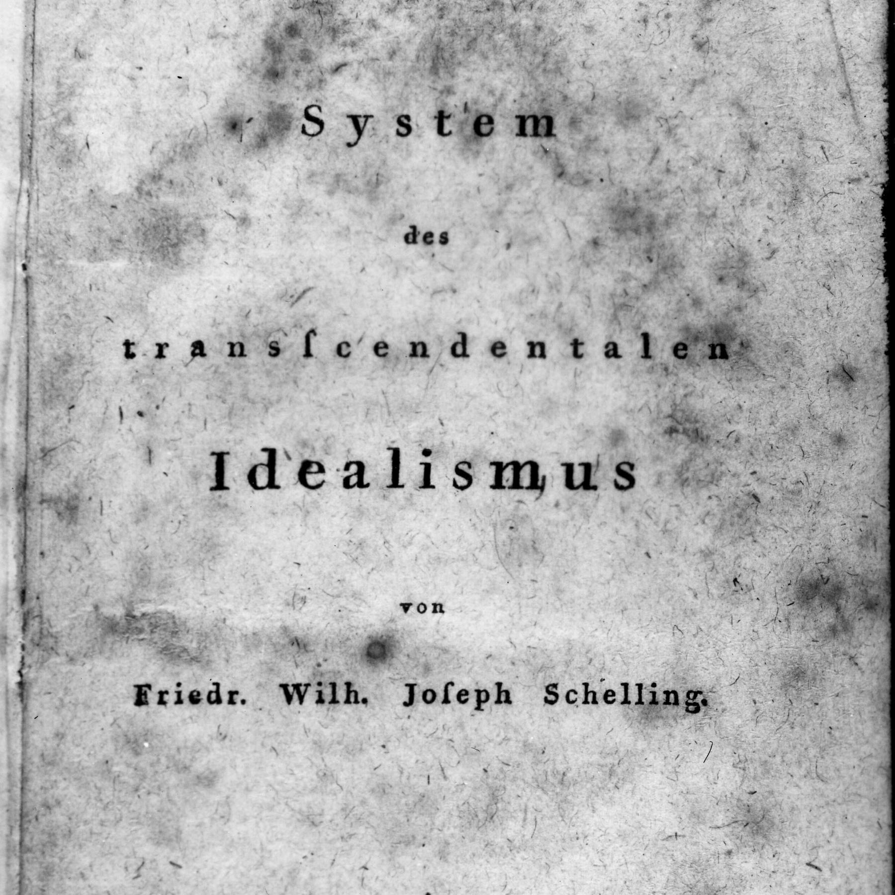 Die Welt des Idealismus - Wir sehen was wir denken