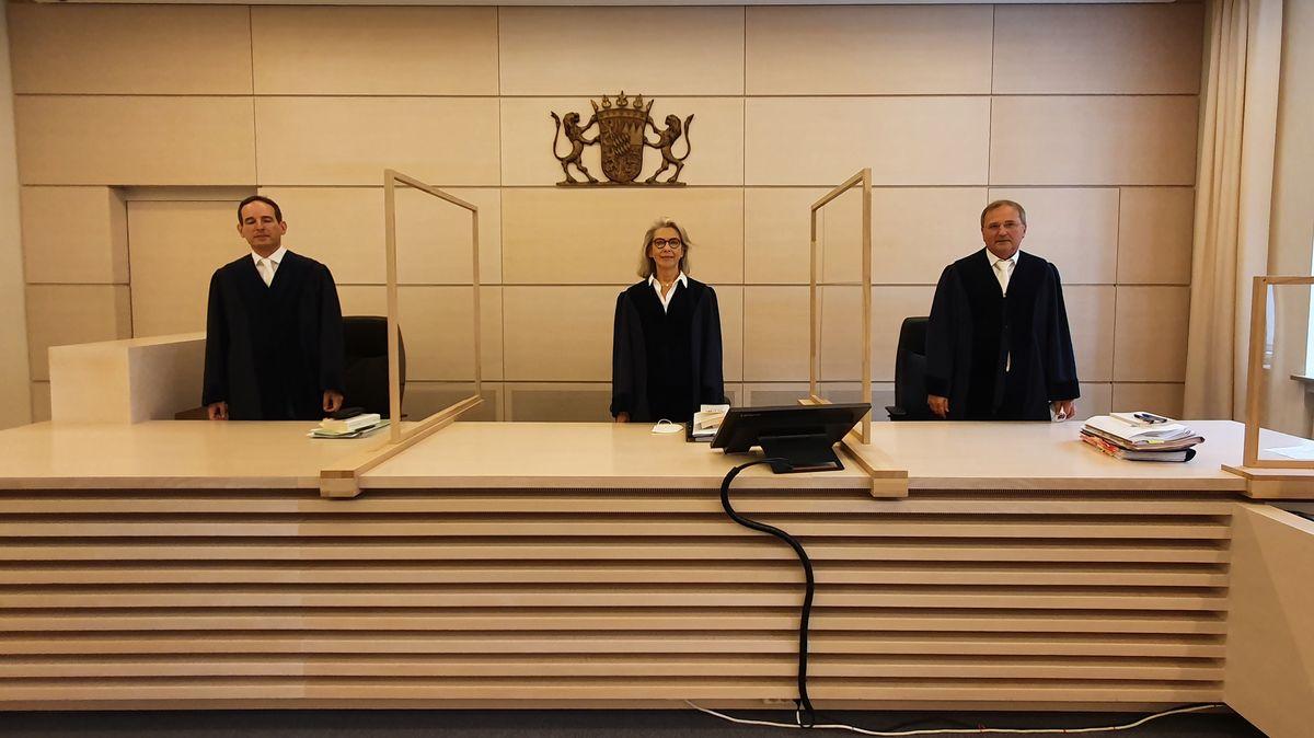 Richterin und Richter am Verwaltungsgerichtshof