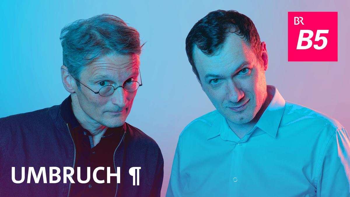 Umbruch-Hosts Christian Sachsinger und Christian Schiffer