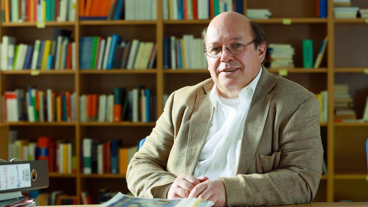 Kriminologe Rafael Behr