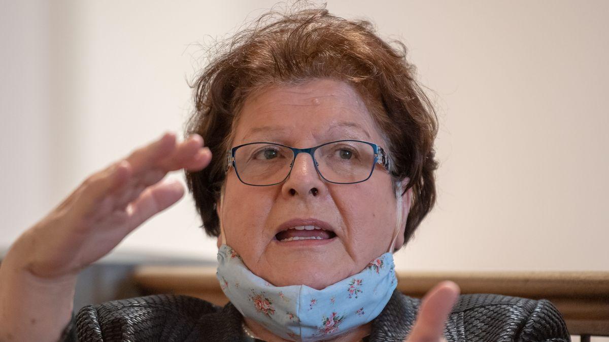 Die frühere Landtagspräsidentin Barbara Stamm