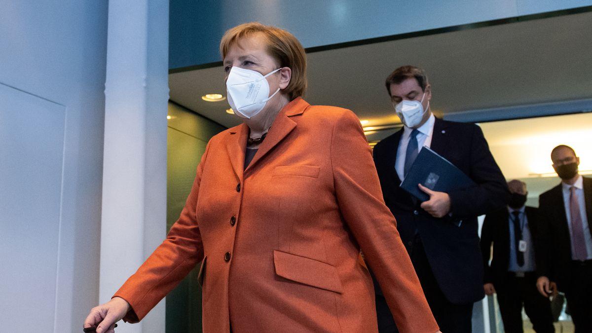 Angela Merkel und Markus Söder (Symbolbild)