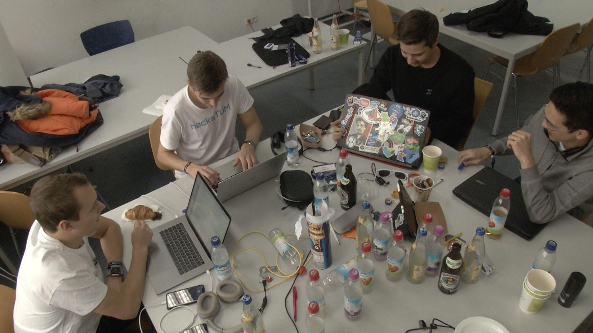 Hackathon der TU München