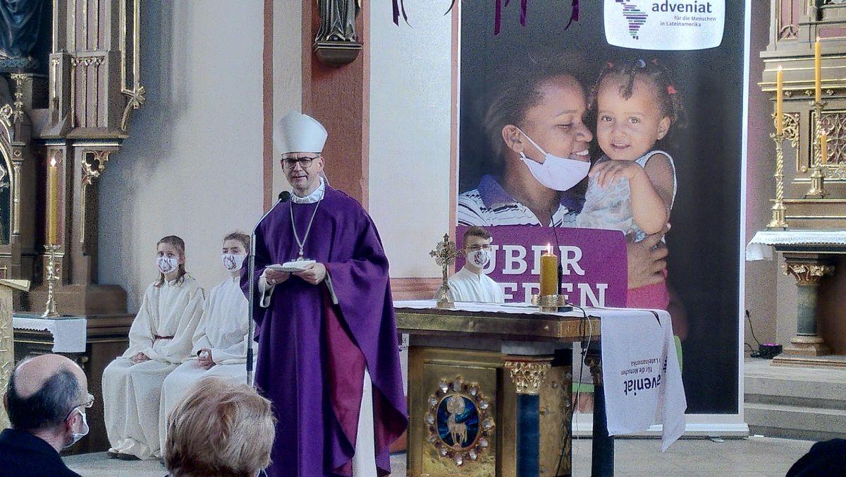 Adveniat: Weihnachts-Spendenaktion startet im Bistum Würzburg