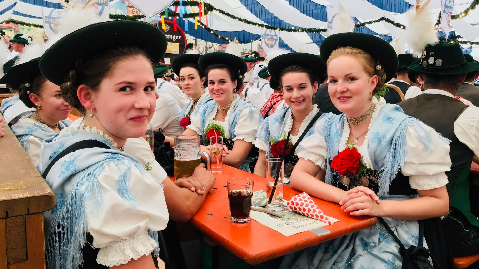 Bayerns größtes Gautrachtenfest in Altötting.
