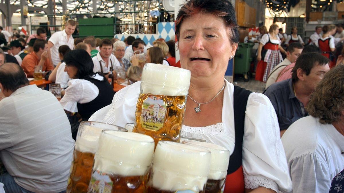 Volksfeste in Bayern