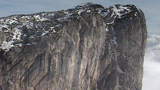 Untersberg, nahe der Stöhrhütte - Symbolbild für die Absturzgegegend