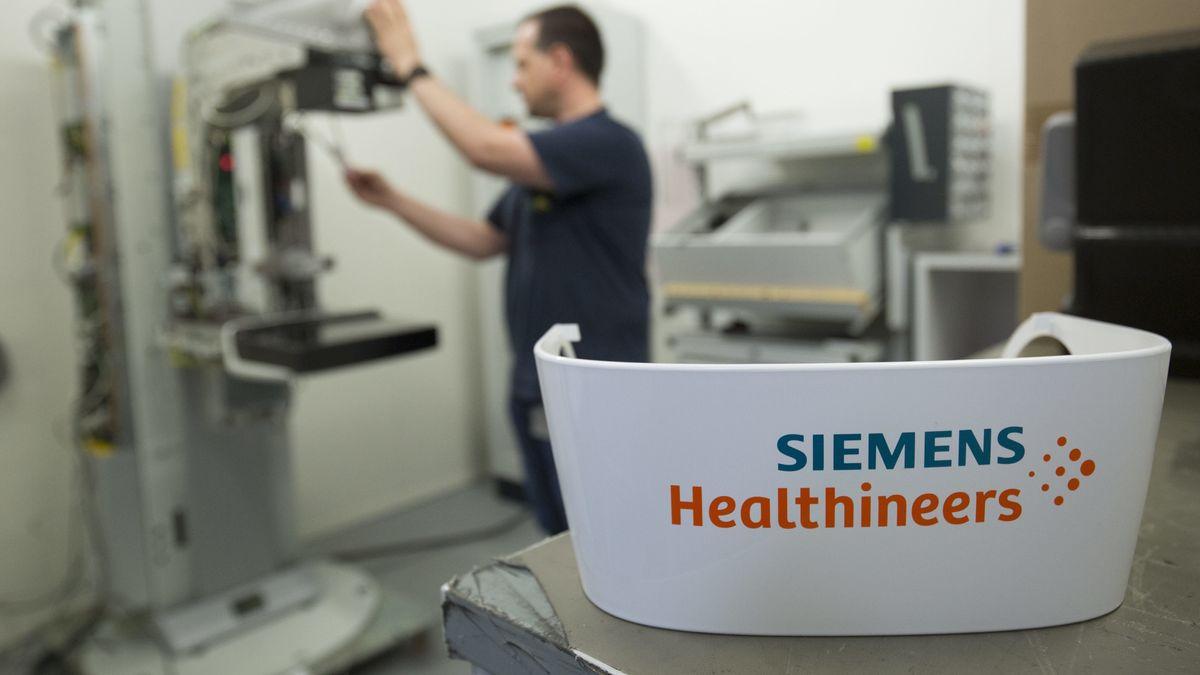 Siemens Healthineers musste sowohl beim Umsatz als auch beim Gewinn Rückgänge verschmerzen.